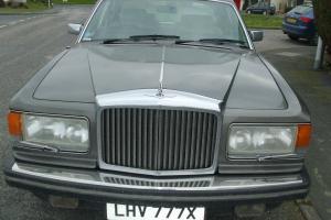 A Classic Bentley Mulsanne 6.8 V8  Photo