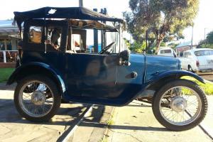Austin 7 Chummy 1926