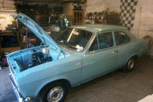 mk1 escort 1300 super 2 owners from new full history