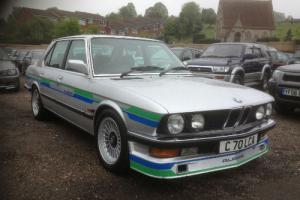BMW ALPINA B 2.8  (E28) - 1986 C