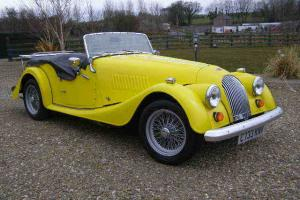 MORGAN PLUS 4 / 4 SEATER - 2 LITRE TWIN CAM FOR SALE WITH NO RESERVE