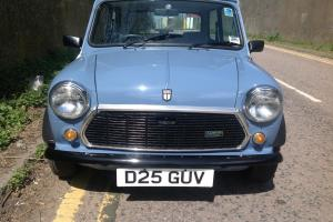Classic mini Mayfair 1987 manual,1 previous elderly owner,stunning condition...  Photo
