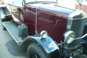 Standard vintage tourer 1927  Photo