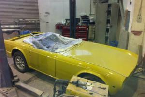 1973 L - Triumph TR6 125bhp - CR Chassis - UK Car