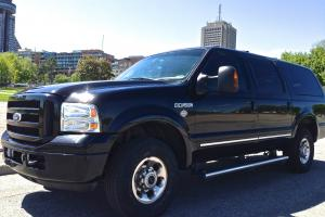 Ford : Excursion Limited