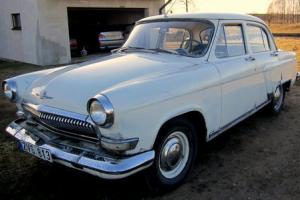 Soviet classiccar for sale. Build year 1961 Russian proud project