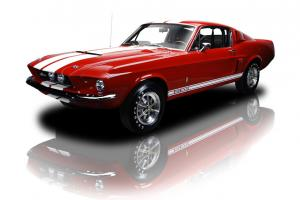 Restored Numbers Matching GT500 428 4 Speed