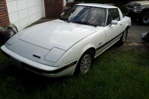 1985 Mazda RX-7 GSL-SE Coupe 2-Door 1.3L