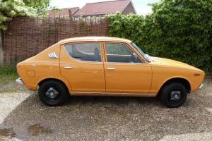 1974 DATSUN 100A GOLD, Stunning rust free car  Photo
