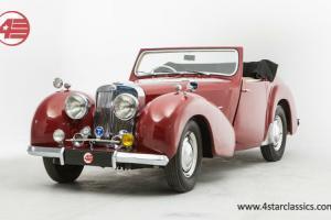 Triumph Roadster 1800