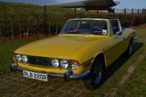 1976 Triumph Stag Classic Car