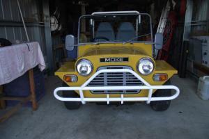 Moke Mini Leyland
