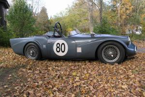 1962 Daimler SP250 vintage racer