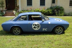 1974 Alfa Romeo GTV Vintage Race Car LeMans Blue Full Cage SCCA VRG HRG