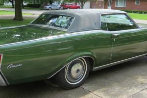 1971 Lincoln Contenintal Mark III - 36,839 m 460v Super Clean!
