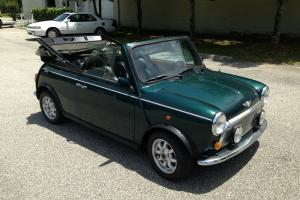CLASSIC 1970 AUSTIN MINI COOPER CONVERTIBLE FULLY RESTORED
