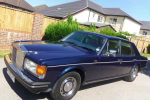 1985 ROLLS-ROYCE/ BENTLEY SILVER SPIRIT AUTO 72,000 MILES, GOOD SERVICE HISTORY  Photo