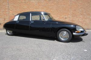 1974 CITROEN DS SUPER 5