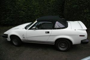 Triumph GRINNALL TR7 V8 2
