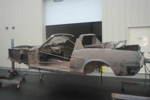 1968 Shelby GT 500 Convertible Project  Needs total restoration