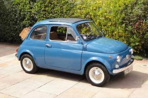 Fiat 500F Classic - LHD