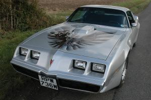 1979 Pontiac Trans Am 6.6 V8 Pontiac Firebird Trans Am. PX Van Truck APV  Photo