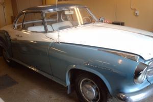 Oldtimer Borgward Isabella Coupe 1958