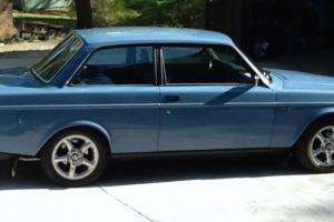 1982 Volvo 242 DL 2 Door Coupe 240