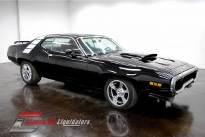 1971 Plymouth Roadrunner Clone Dual Quads 440 Big Block V8 Automatic LOOK AT IT