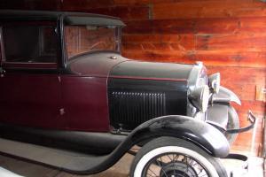 1929 Ford Model A 4-Door Sedan