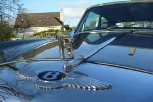 Bentley T1 1976 Silver With Red Leather, Great Condition