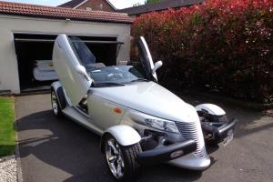PLYMOUTH PROWLER LHD AMERICAN HOTROD RARE POS PX 911 OR SOMETHINK INTERESTING