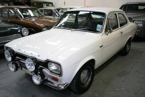 Ford Escort Lotus Twin Cam MK1 Evocation