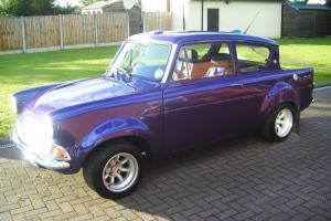 FORD ANGLIA 105E 2.0 VAUXHALL ENGINE