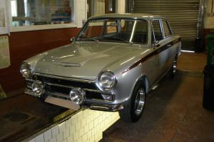 OUTSTANDING FORD CORTINA LOTUS GT MK1 EVOCATION