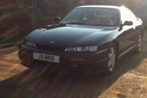 NISSAN 200 SX TOURING BLUE 2