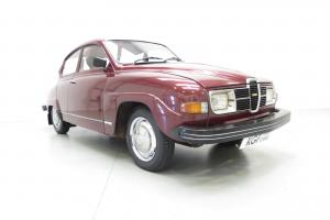 A Rare Saab 96L V4 Souvenir (117/150) with Just 37,907 Miles and Four Owners