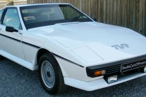 1983 TVR Tasmin 280i Coupe Very rare care in excellent condition with history  Photo