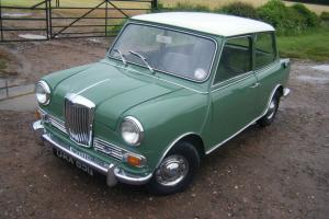 Riley Elf Mk3 48k Genuine Miles 998 Automatic Tax Exempt Mini with boot. Superb
