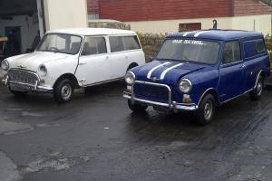 Morris Mini Van 1963 MK1