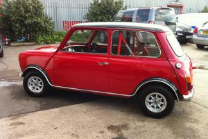 Austin Mini 1971 1330cc race engine fully restored Tax exempt