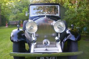 Rolls Royce 20/25 Barker Pullman Limousine