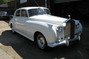 1956 Rolls-Royce Silver Cloud I