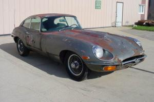 JAGUAR E-TYPE 4.2 SERIES 2 COUPE 1969