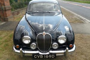 1966 Mark 2 Jaguar MK II 3.4 Low Miles Factory Fitted Auto