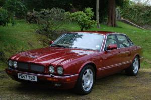 JAGUAR XJR 4.0 AUTO 322 BHP / 1996 / P REG / ONLY 45000 MILES FROM NEW
