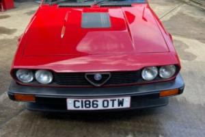 Alfa Romeo GTV6 2.5 for Sale