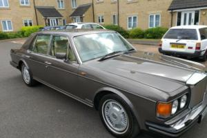 BENTLEY MULSANNE S, ONLY 50,000 MILES WITH HISTORY for Sale
