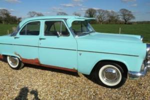 1962 Ford ZEPHYR ZODIAC MK II Saloon Petrol Manual for Sale