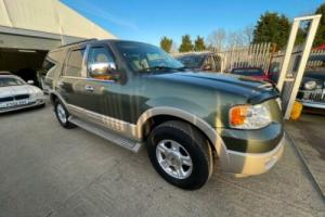Ford Expedition, Eddie Bauer, V8, LPG gas conversion, seven seater for Sale